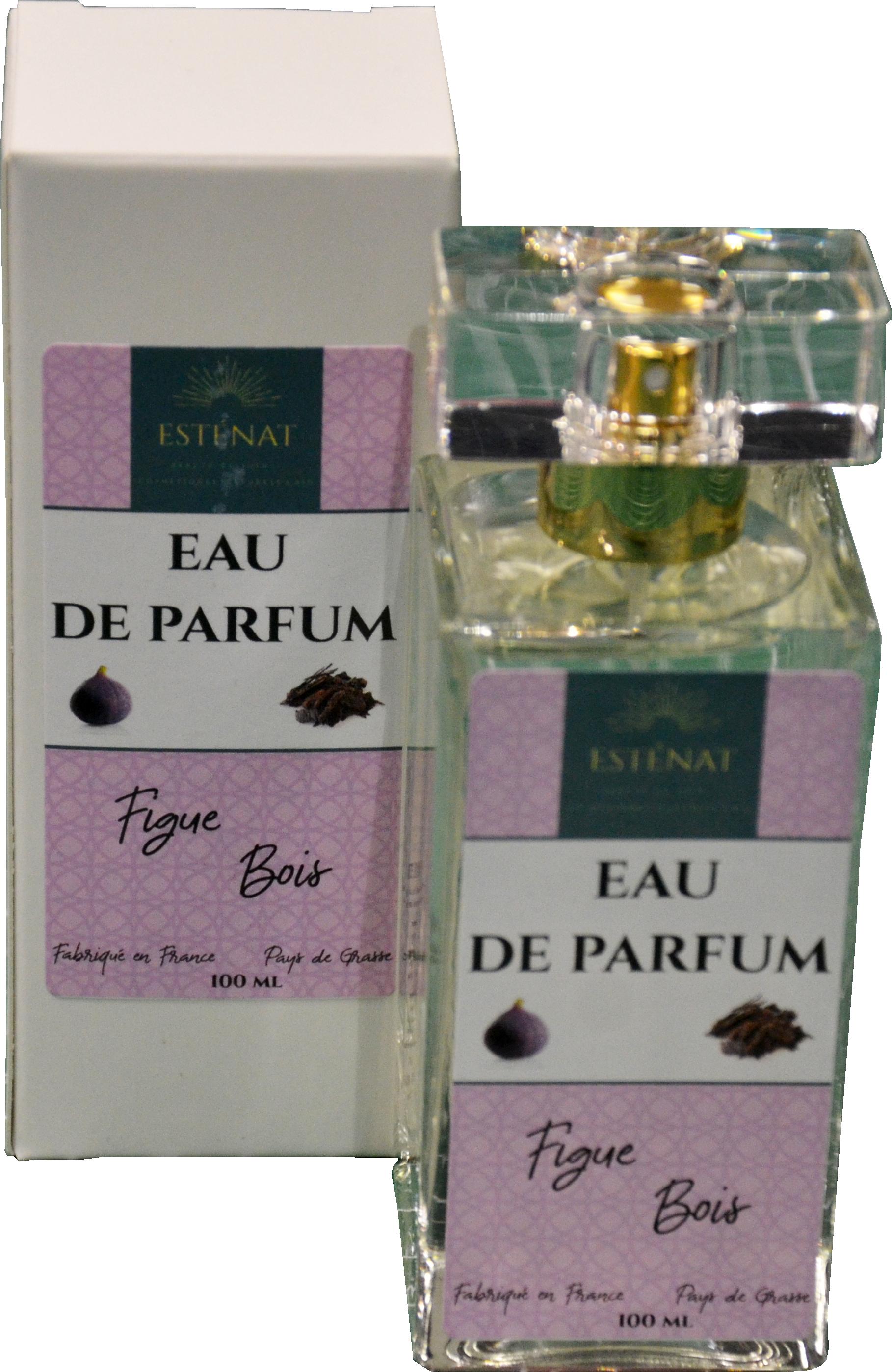 Eau de parfum figue bois