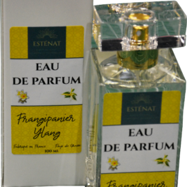 Eau de parfum frangipanier ylang