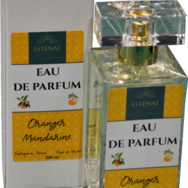 Eau de parfum oranger mandarine