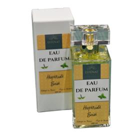 Esténat Parfums -Eau de Parfum pour Homme 100 ml Hespéride Boisé. Parfums de Grasse