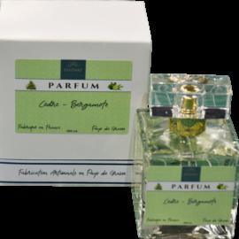 Parfum cèdre bergamote