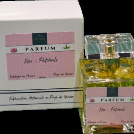 Parfum rose patchouli