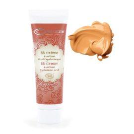 Couleur Caramel - BB crème 6 Actions Acide Hyaluronique n°12 Beige Doré