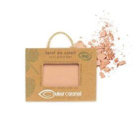 Couleur Caramel Teint de soleil n°23 brun beige nacré 6.5g