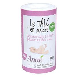 Desconocido Poudre de Talc 300 grammes, Anaé