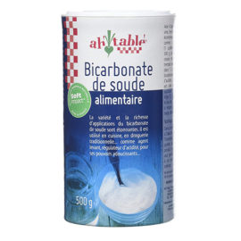 La Droguerie Écologique Bicarbonate de Soude Alimentaire 500 g