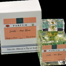 Parfum santal musc blanc