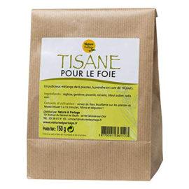 Tisane Dépurative Pour Le Foie Plantes 150G