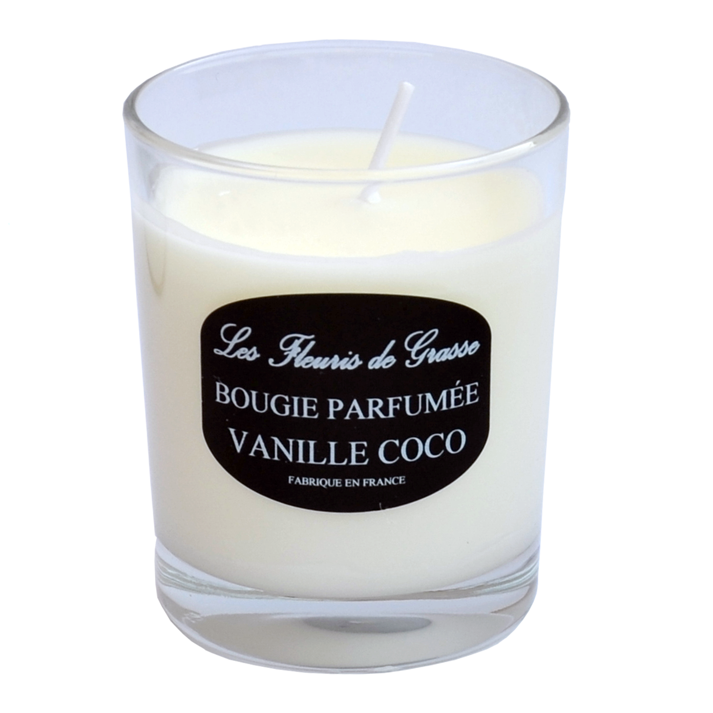 BOUGIE 130 G VANILLE - COCO