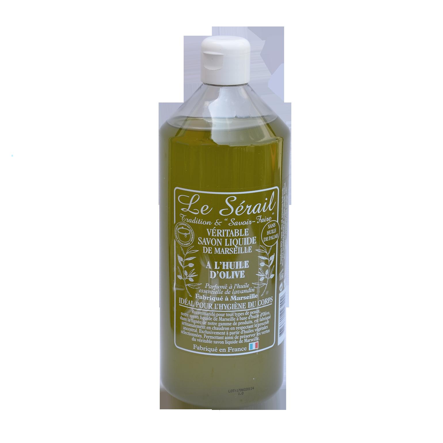 véritable savon de Marseille huile d'olive