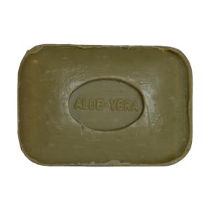 Savon de toilette 100g parfumé ALOÉ VÉRA – Savonnerie le SERAIL