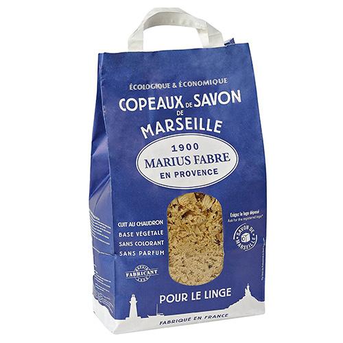 Copeaux de Savon de Marseille Marius Fabre 980gr