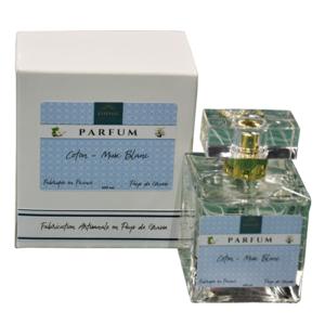 Esténat Parfums – Parfum pour Femme 100 ml Coton Musc Blanc. Parfums de Grasse