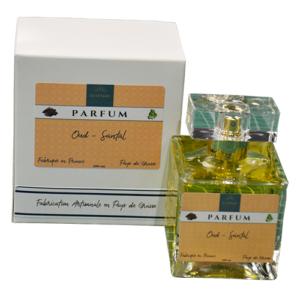 Esténat Parfums – Parfum pour Femme 100 ml Oud santal. Parfums de Grasse