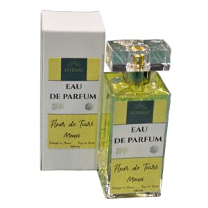 - Esténat Parfums -Eau de Parfum pour Femme 100 ml Fleur de Tiaré Monoi. Parfums de Grasse
