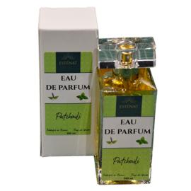 Esténat Parfums -Eau de Parfum pour Femme 100 ml patchouli – Mandarine. Parfums de Grasse