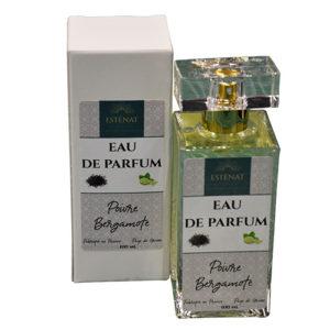 Esténat Parfums -Eau de Parfum pour Homme 100 ml Poivre noir – Bergamote. Parfums de Grasse