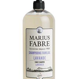 Marius Fabre - Shampooing Familial Parfumé Lavande 1 litre.