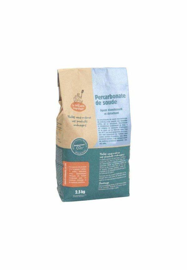Achat nature - percarbonate soude 2.5 kg