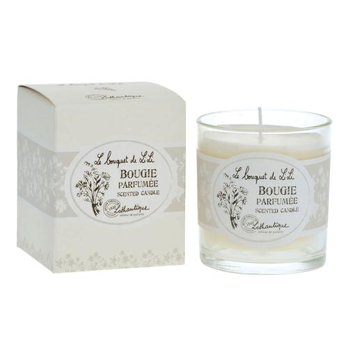 Bougie parfumée 140g Le Bouquet de Lili