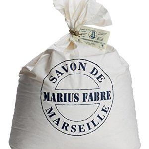 Copeaux de Savon de Marseille Marius Fabre (5 Kg)