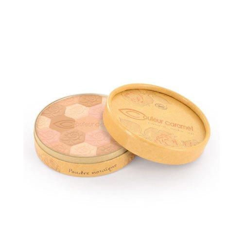Couleur Caramel Poudre Mosaique Eclat du teint mat 232 Fair Skin