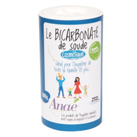Ecodis – Bicarbonate de soude 500 g COSMETIQUE