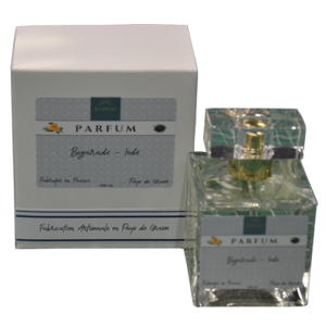 Esténat Parfums – Parfum pour Femme 100 ml BIGARADE IODE. Parfums de Grasse