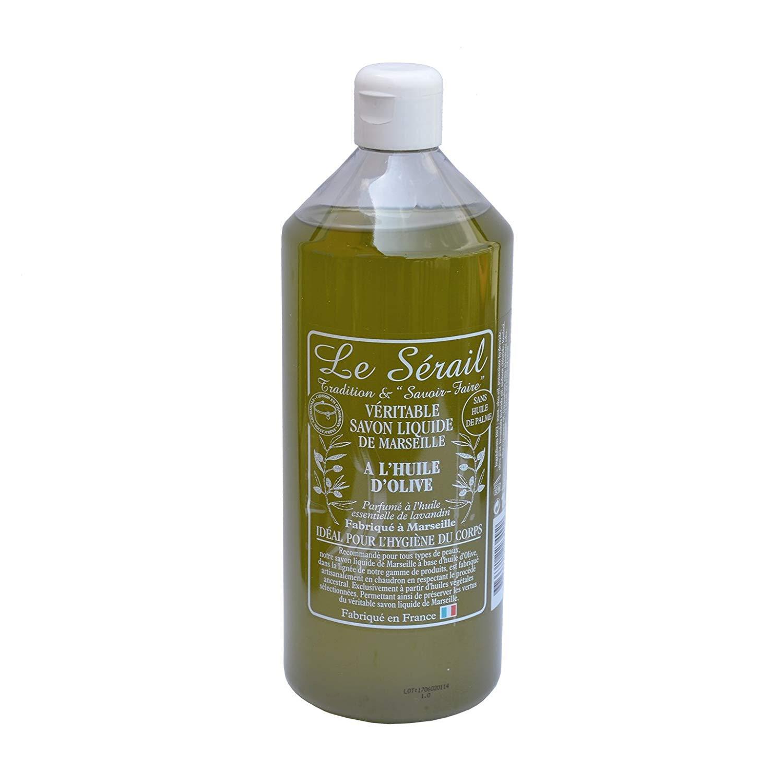 Le Sérail – Savon Liquide 1L Olive