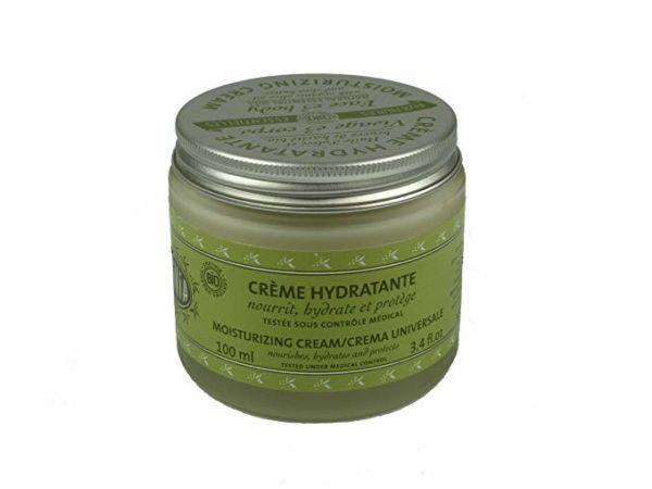 MARIUS FABRE - Crème hydratante bio à l'huile d'olive et karité
