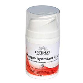 Masque Hydratant Éclat naturel français de qualité bio, 50 ML