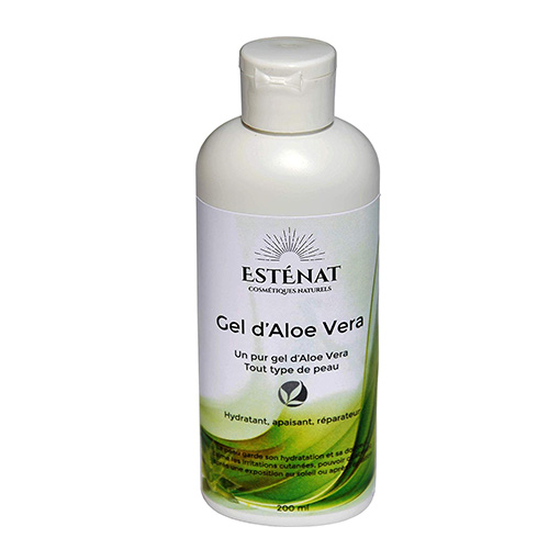 Pur Gel d'Aloe Vera naturel français de qualité bio, 200 ml