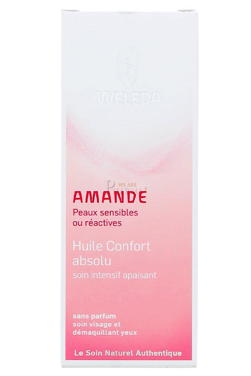 Weleda Amande Huile Confort Absolu 50 ml