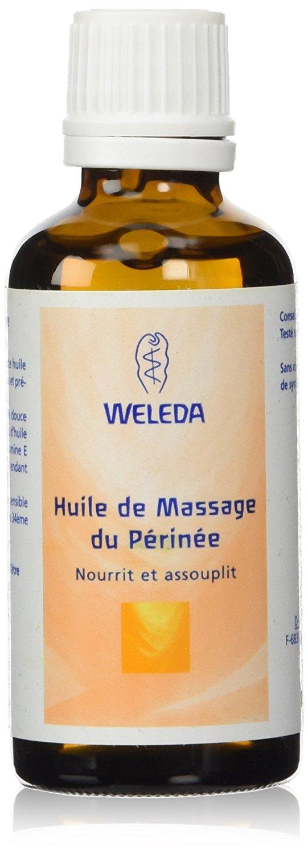 Weleda Huile Massage du Périnée 50 ml