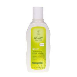 Weleda Shampoing usages fréquents Millet pour toute la famille 190ml