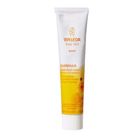 Weleda, crème de changement de couche au calendula – 75ml