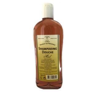 Shampoing douche Miel - 500 ml - Le serail