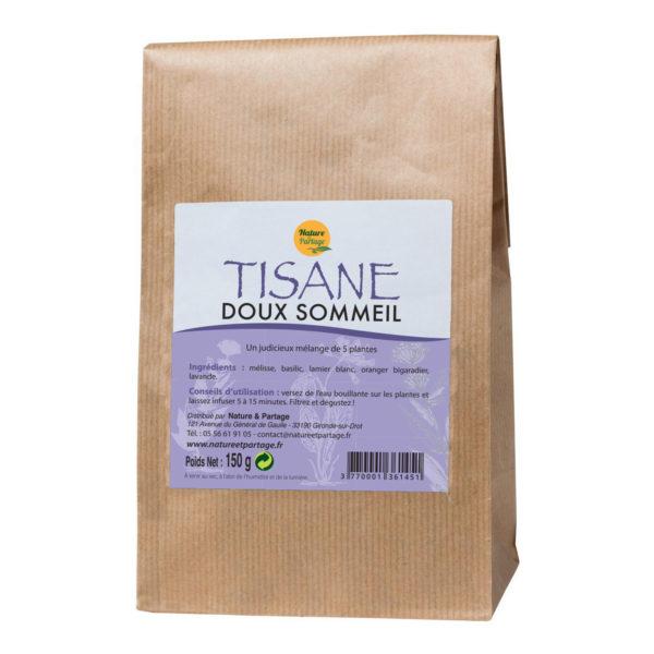 Tisane Doux Sommeil - 150g - Nature et partage