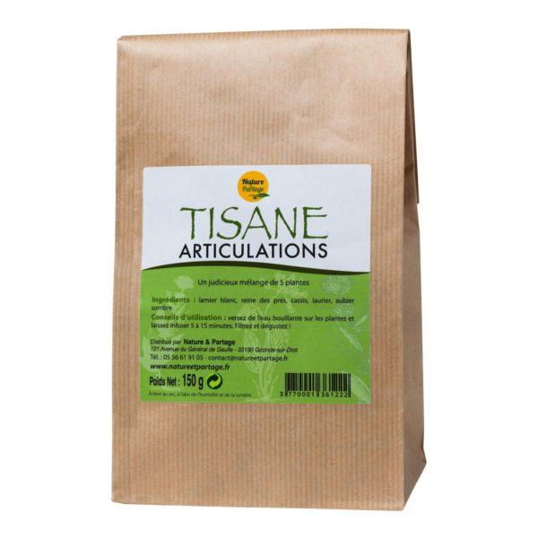 Tisane pour articulations - 150g - Nature et partage