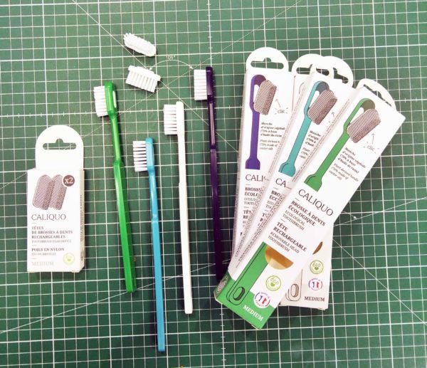 Brosse à dents rechargeable