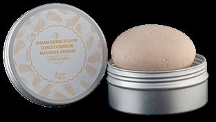Shampoing Solide Argile rouge - Cheveux gras