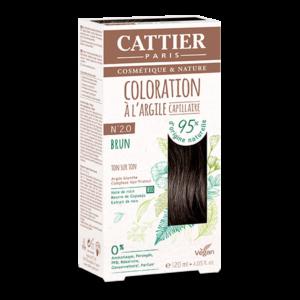Cattier Paris - COLORATION TON SUR TON – BRUN 2.0