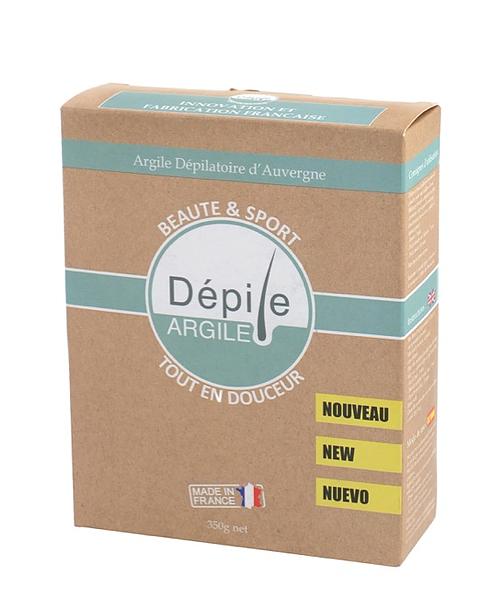 Dépile Argile - Argile Dépilatoire d'Auvergne - 300g