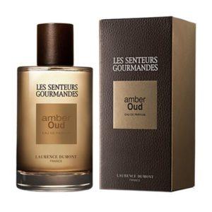 Amber Oud - 100 ml - Les senteurs gourmandes - Couleur caramel