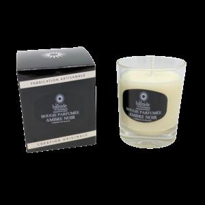 Bougies Parfumées Amande - Mimosa 130g - La Bastide des Arômes