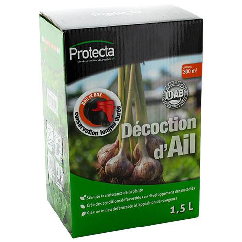 Décoction D'ail 1.5L - Protecta