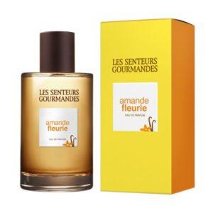 Les senteurs gourmandes - Amande fleurie - 100 ml - Couleur caramel