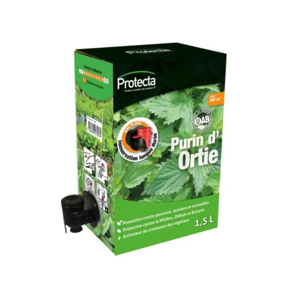 Purin d'ortie 1.5L - Protecta
