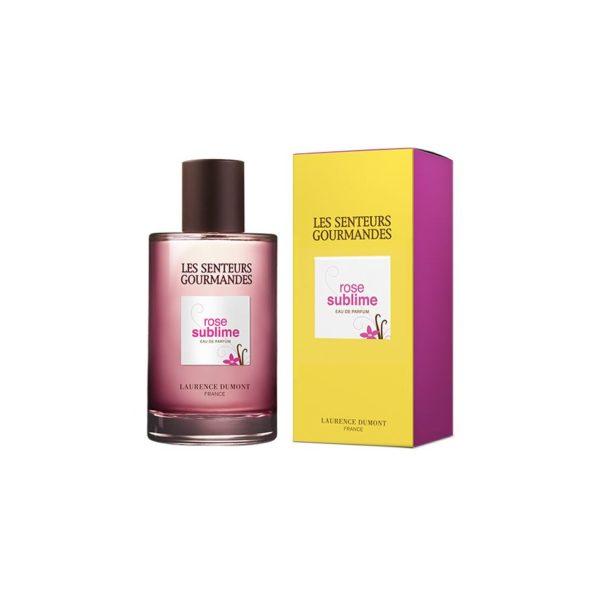 ROSE SUBLIME - 100 ML - Les senteurs gourmandes - Couleur caramel