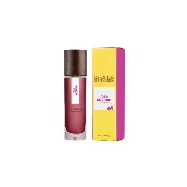 ROSE SUBLIME - 15 ML - Les senteurs gourmandes - Couleur caramel